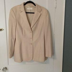 Escada wool blazer, size 42